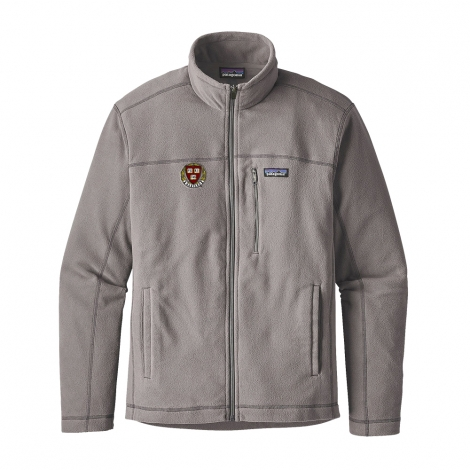 Harvard Men's Patagonia Micro D Fleece Jacket