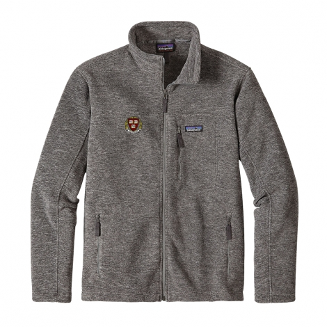 Harvard Men's Patagonia Synchilla Full Zip
