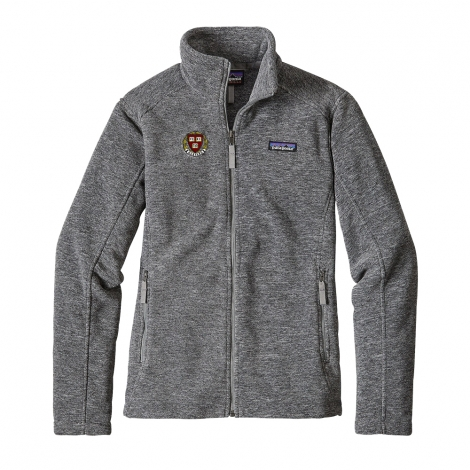 Harvard Women's Patagonia Synchilla Full Zip