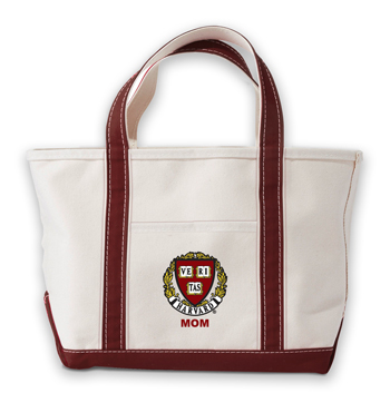 Harvard Mom Kennebunkport Canvas Tote Bag
