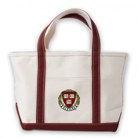 Harvard Kennebunkport Canvas Tote Bag
