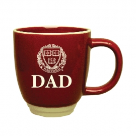 Harvard Dad Bistro Mug