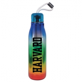 Harvard Rainbow Water bottle