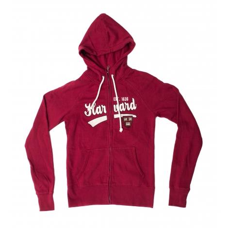 Home   HARVARD   Women   Apparel   Sweatshirts   Women s Harvard Heritage  Full Zip Hoodie 9511ce822e