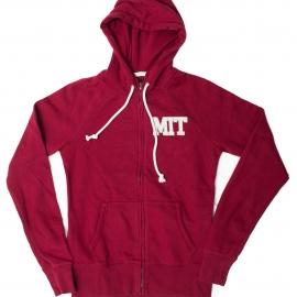 Women's MIT Heritage Full Zip Hoodie