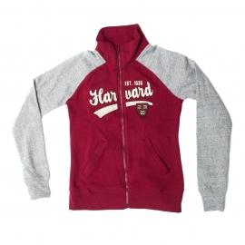 Women's Harvard Varsity Warm Up Jacket