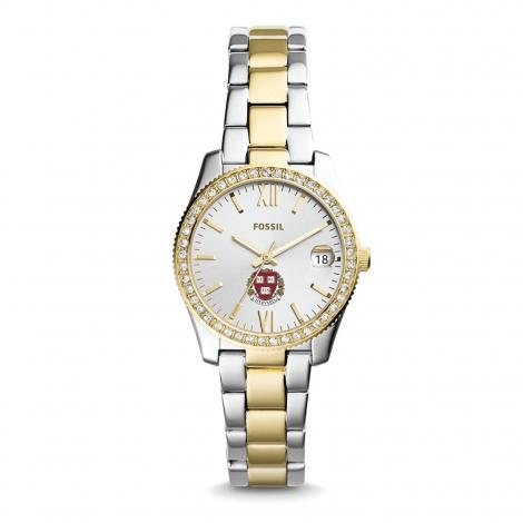 Ladies Harvard Scarlette Fossil Watch
