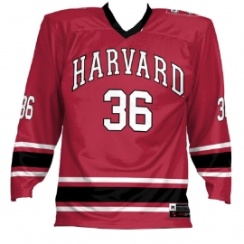 Youth Harvard Hockey Jersey