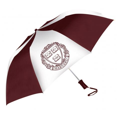 "Harvard Oversized 48"" Folding Umbrella"