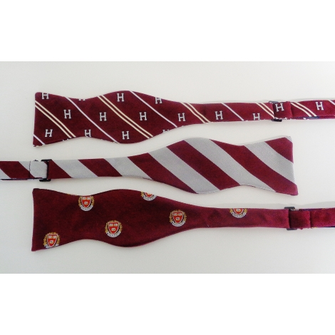 Harvard 6-in-1 Convertible Bow Tie Set