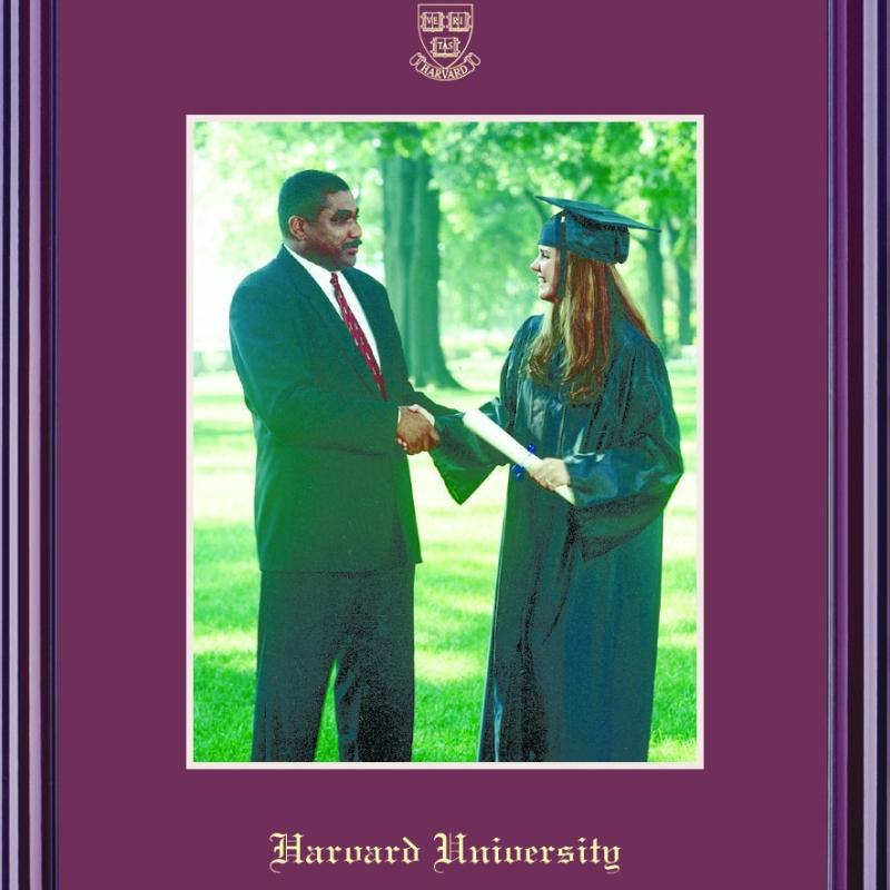 Harvard Photo Frame