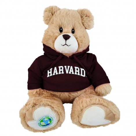 Harvard Ethel the Eco-friendly Bear