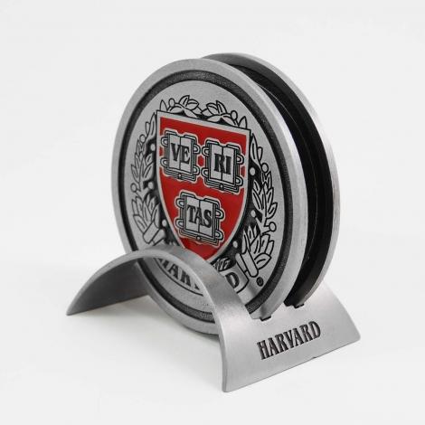 Harvard Coaster Set