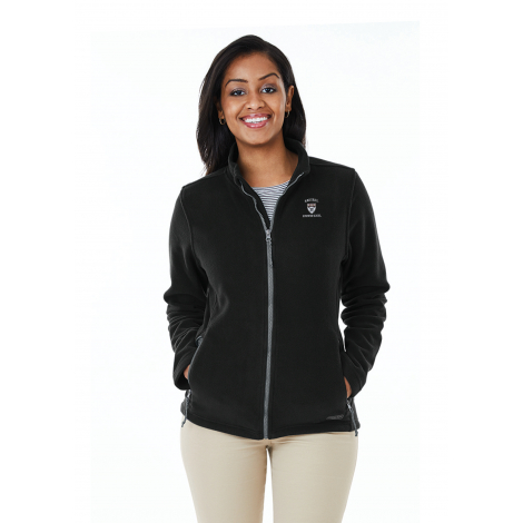 Harvard Business School Women's Charles River Fleece Full Zip Jacket