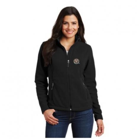 Women's Harvard Fleece Full Zip Jacket