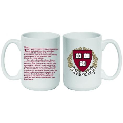 Harvard History Mug