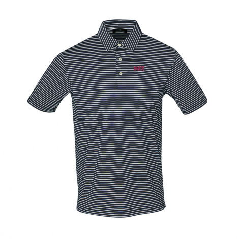 MIT Men's Ecotec Carmel Stripe Polo