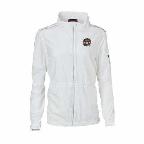 Harvard Women's Tec Full Zip Wind-Wear Jacket