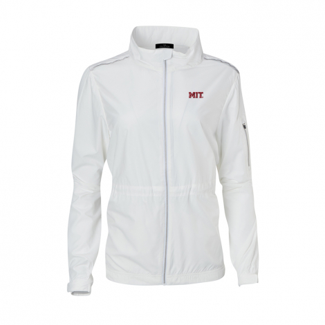 MIT Women's Tech Full Zip Wind-Wear Jacket