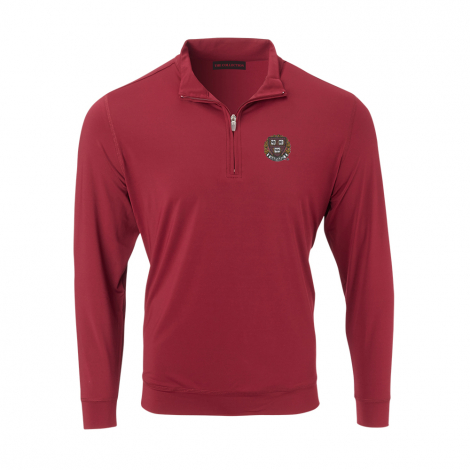 Harvard Men's Ecotec 1/4 Zip Performance Pullover