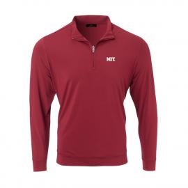 MIT Men's Ecotec 1/4 Zip Sweater