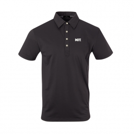 MIT Men's Champions Solid Polo