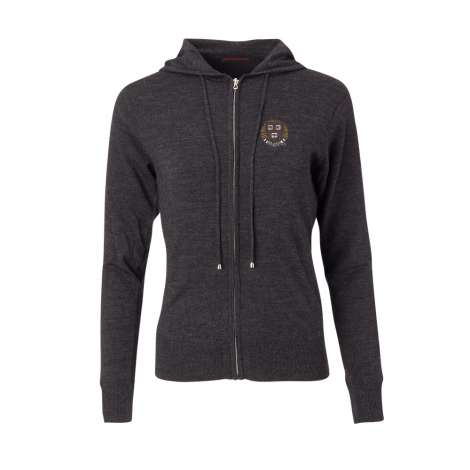 Harvard Women's Full Zip Merino