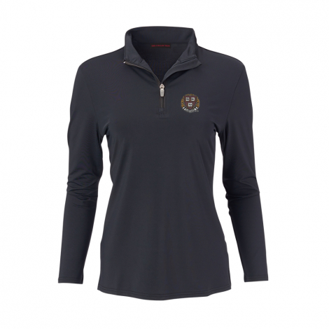 Harvard Women's Ecotec 1/4 Zip Performance Pullover