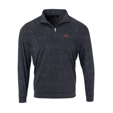 MIT Men's Ecotec Flash 1/4 Zip Performance Pullover