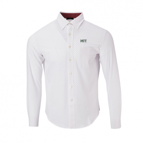 MIT Men's Dot Sport Shirt