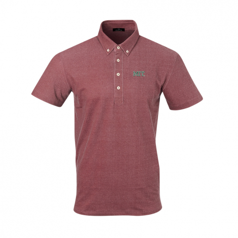 MIT Men's Luxtec Polo