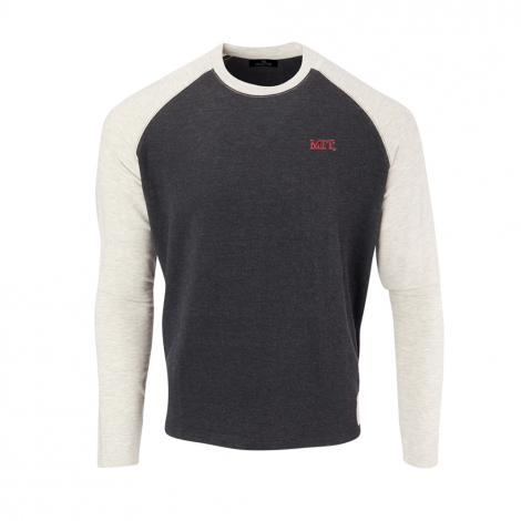 MIT Men's Cashtec Raglan Sweatshirt