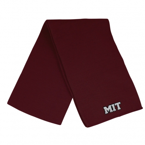 MIT Basic Knit Scarf