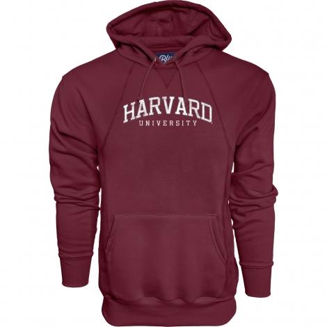 Harvard Sanded Fleece Pullover Hood