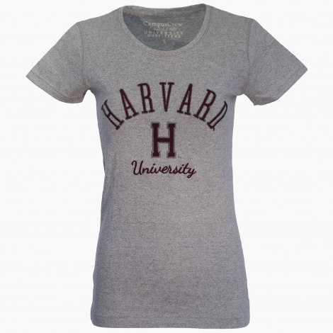 Women's Harvard Embroidered Tee