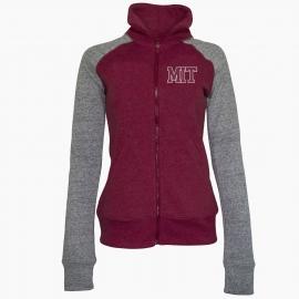 Women's MIT Varsity Warm Up Jacket