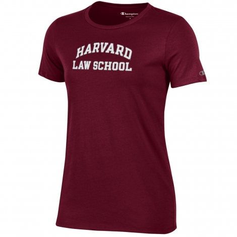 Women's Harvard Law School Tee shirt