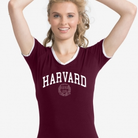 Women's Harvard Layered Tee