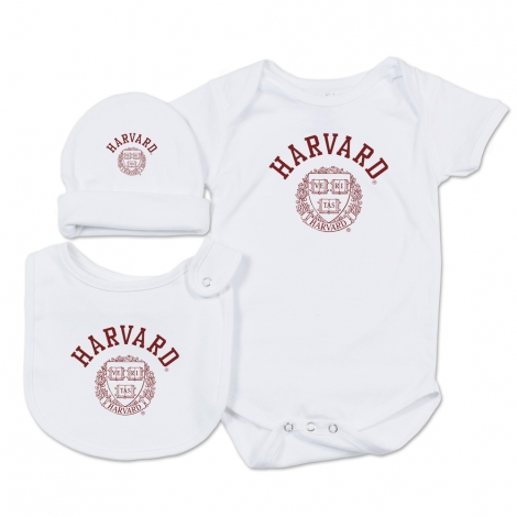 Harvard Baby  Essentials Infant Gift Set 3 pc