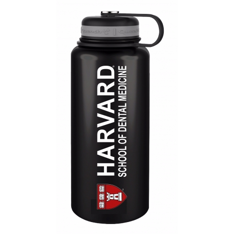 Quench 40 oz Harvard Dental School Water Bottle