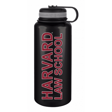 Quench 40 oz Harvard Law School Water Bottle
