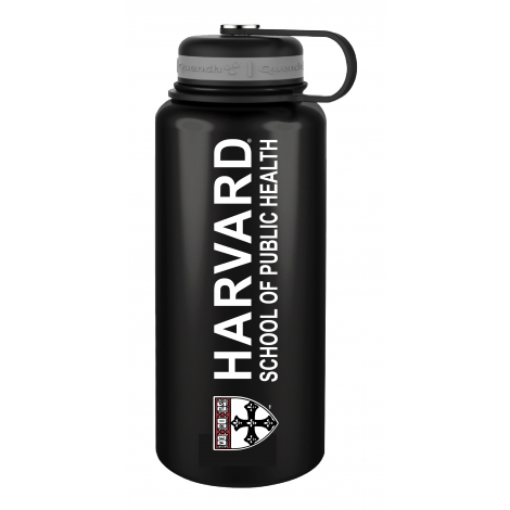 Quench 40 oz Harvard School of Public Health Water Bottle