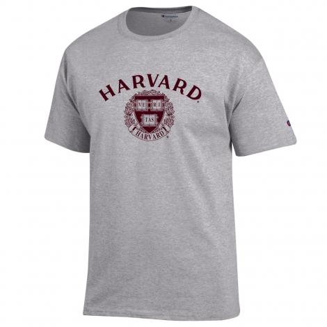 Harvard Big Seal Tee Shirt
