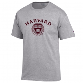 Harvard Big Seal Tee Shirt