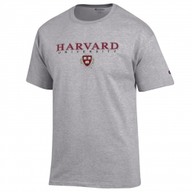 Harvard Full Color Seal Tee Shirt