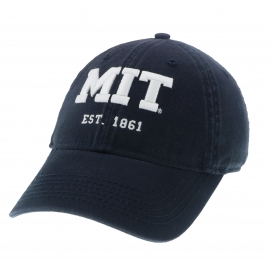 MIT 1861 Washed Twill Hat