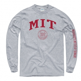 MIT Long Sleeve Value Tee