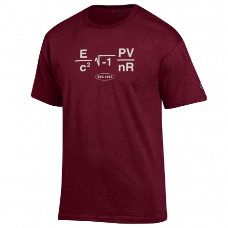 MIT Math Equation Tee