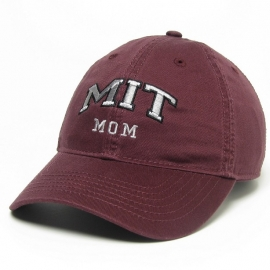 MIT  Mom  Washed Twill Hat