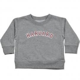 Harvard Infant Grey Crew Sweatshirt